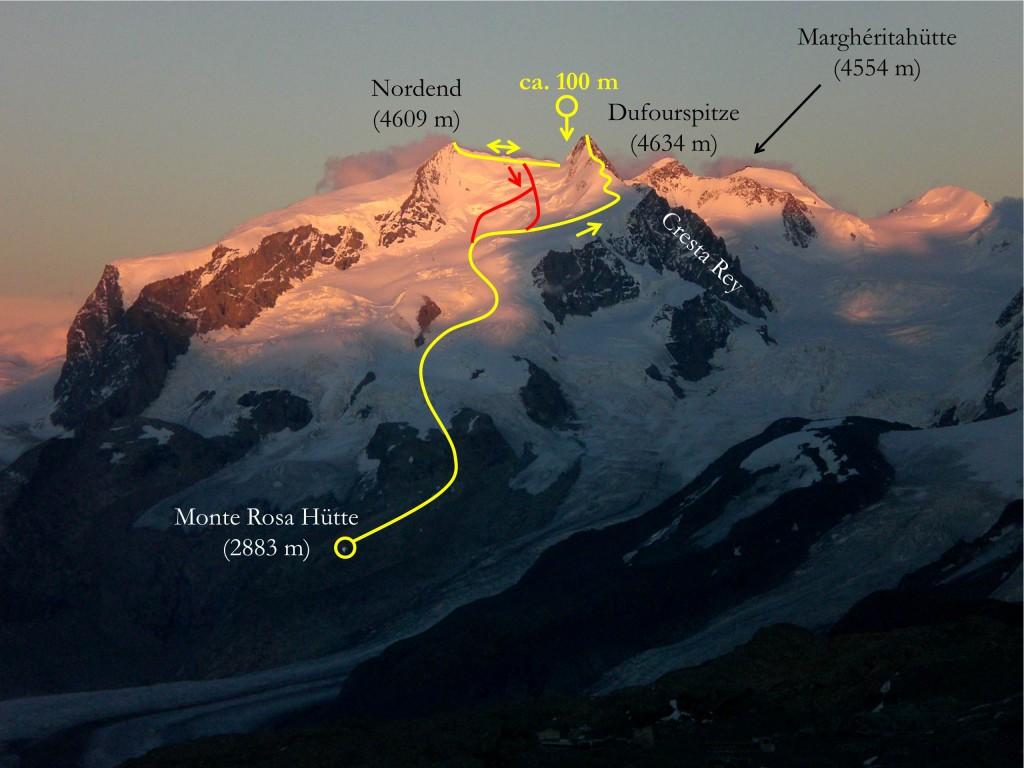 Monte Rosa Gesamt