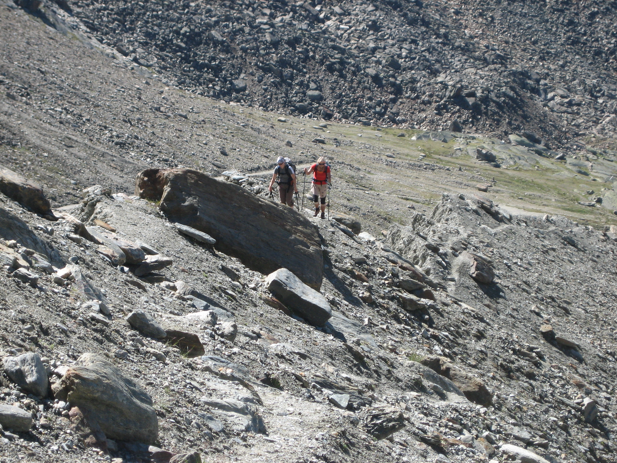 Klettersteig Jegihorn : Jegihorn klettersteig faszination hochtouren